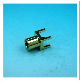 MCX JACK STRAIGHT FOR PCB MOUNT